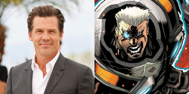 ¡Josh Brolin será Cable en la sequela de Deadpool!