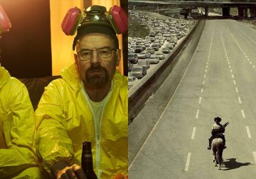 ¿Entonces Breaking Bad es precuela de The Walking Dead?