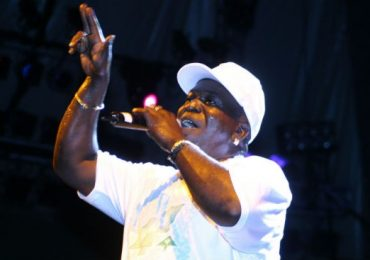 Barrington Levy: Here I Come