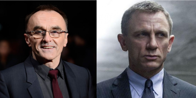 CONFIRMADO: Danny Boyle será el director de la película final de 'James Bond'