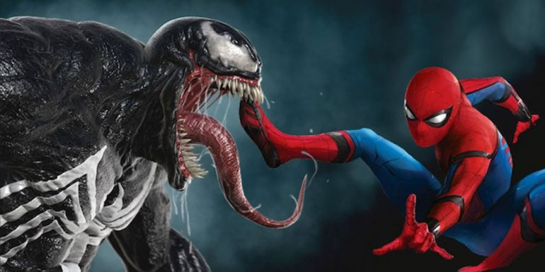 El Spider-Man de Tom Holland podría estar en la película de Venom