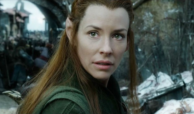 Evangeline Lilly habla de The Hobbit