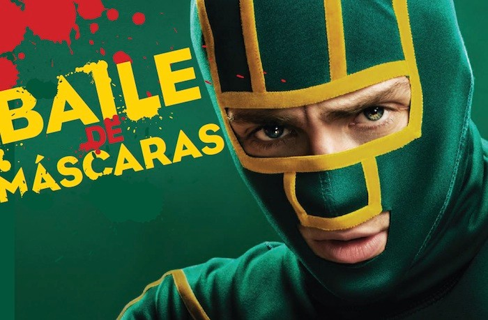 Kick-Ass 2: baile de máscaras