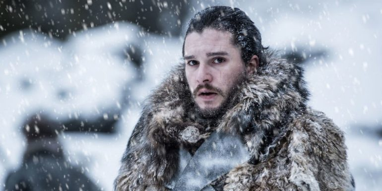Kit Harington está muy contento de que 'Game of Thrones' ya va a terminar