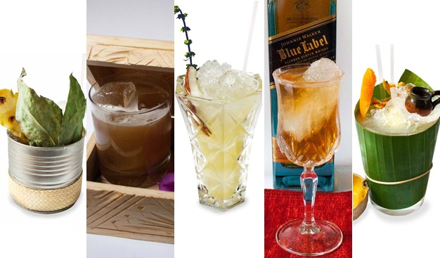 Los 5 drinks mexicanos del World Class