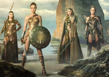 VIDEO: Las Amazonas de Wonder Woman son atletas olímpicas profesionales