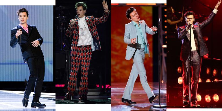 Harry Styles Estilo - Getty Images