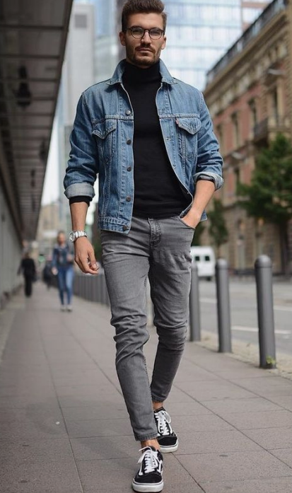 Jeans Hombres