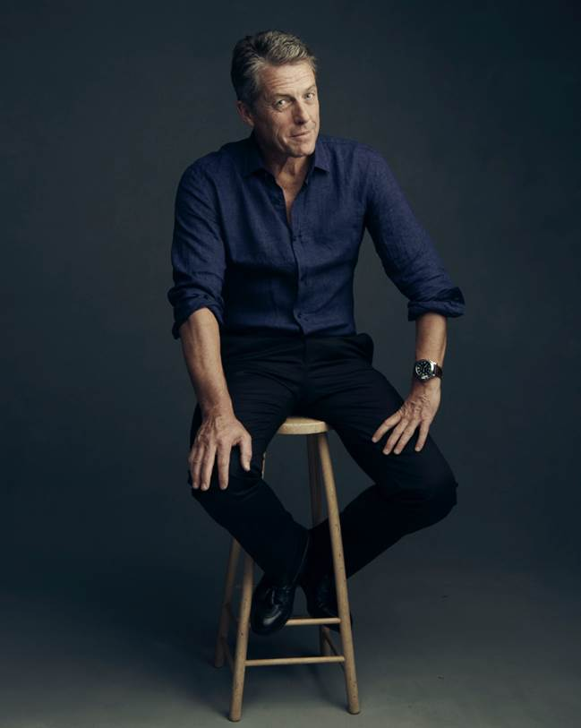 Hugh Grant The Undoing trama